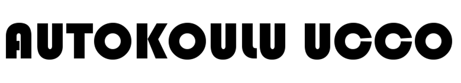 Autokoulu UCCO